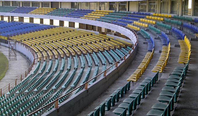 Cricket Stadium-Rajkot